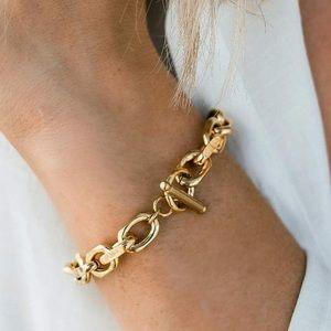 Ellie Vail Maddox Toggle Bracelet